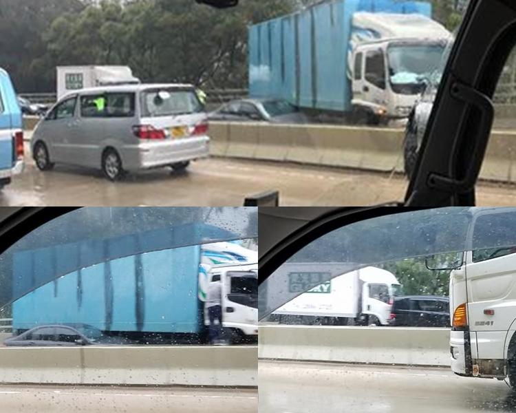 Accidents divert Tseung Kwan O traffic - The Standard