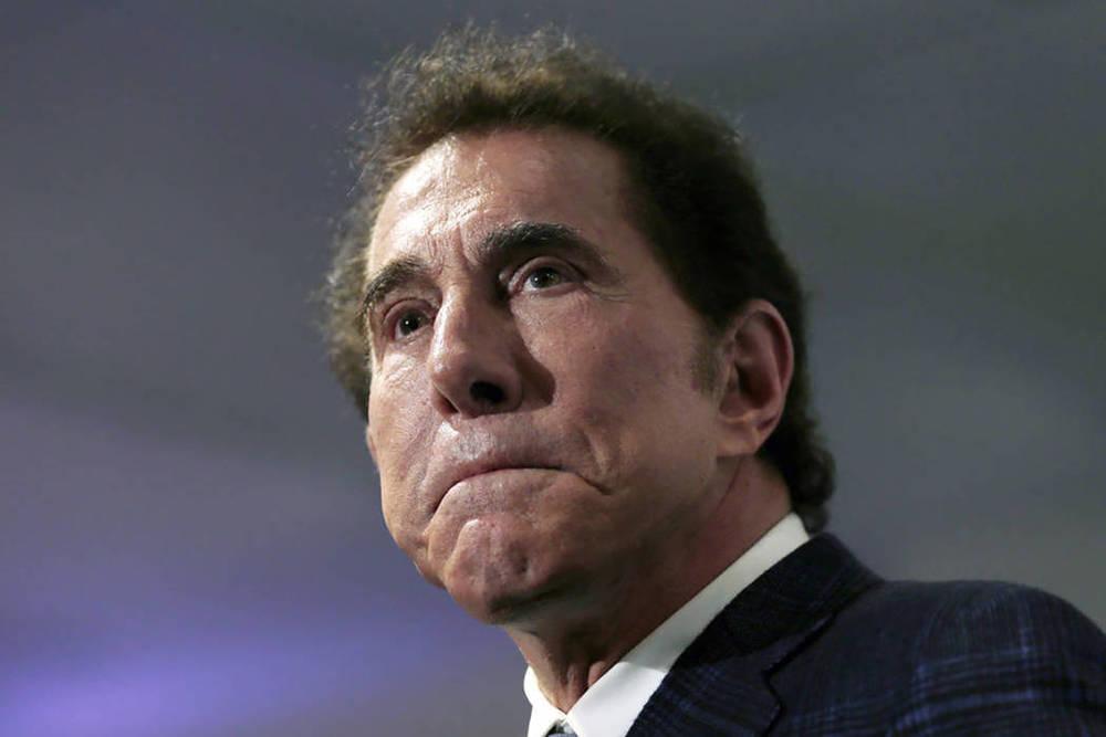 Wynn Resorts to settle sexual abuse claims involving Steve Wynn