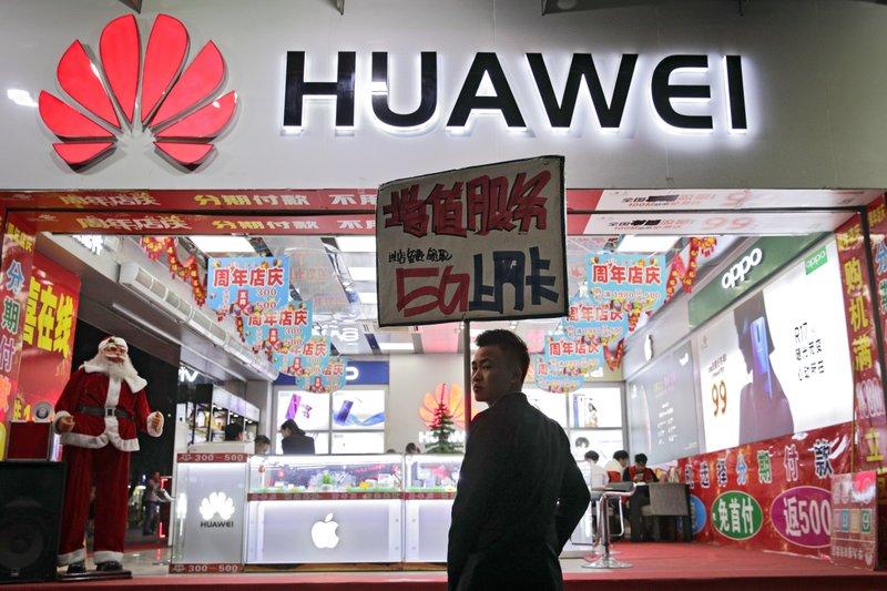 Row over Huawei overshadows Sino-US trade talks