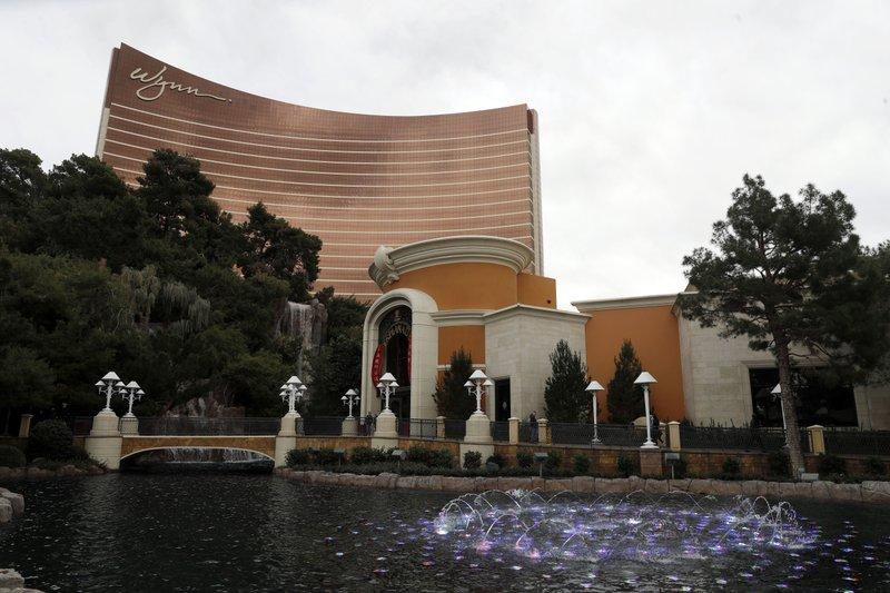 File photo shows Wynn Las Vegas in Las Vegas. (AP photo)