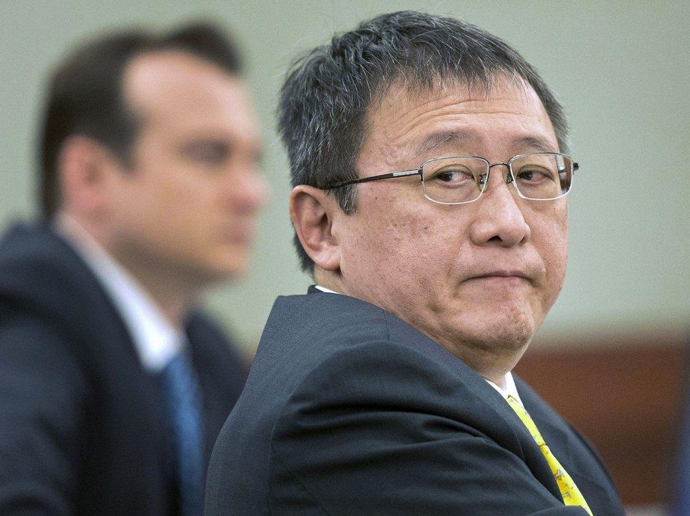 Richard Suen sued Sheldon Adelson's Las Vegas Sands for breach of contract.