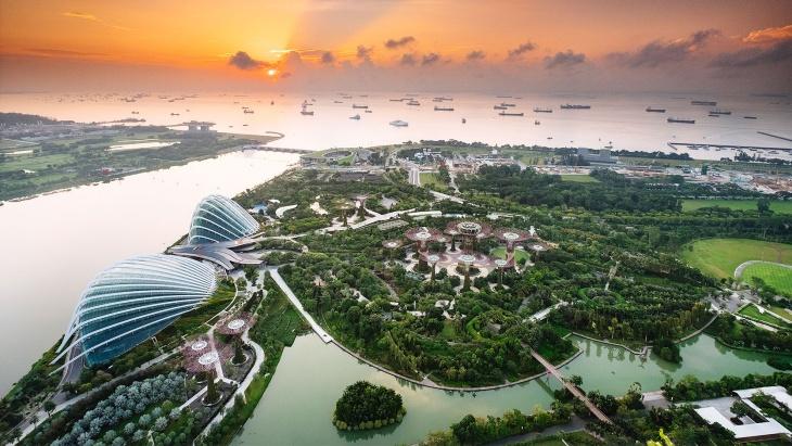 Singapore passes law against deliberate online falsehoods