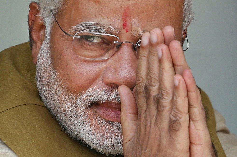 The Narendra Modi cult has been fueled by a social media blitzkrieg, including the NaMo TV and a NaMo app.