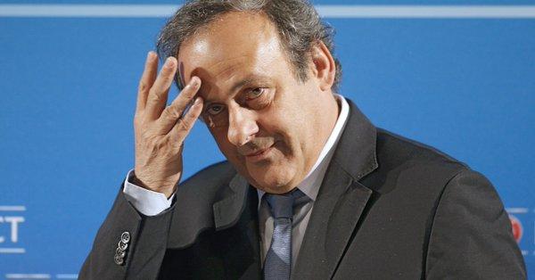 (Soccer corruption) Frenchman Michel Platini arrested over Qatar World Cup