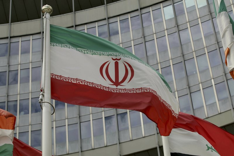 UK says Iranian vessels tried to block vessel in Gulf