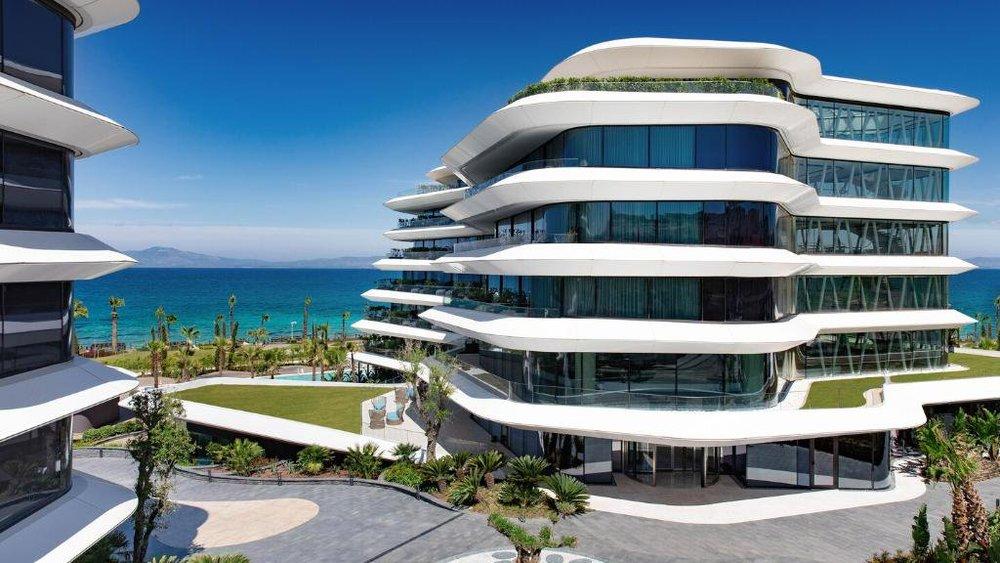 The Luxury Collection, part of Marriott InternationalopenedReges, a Luxury Collection Resort & Spa, Çesme in Turkey June.