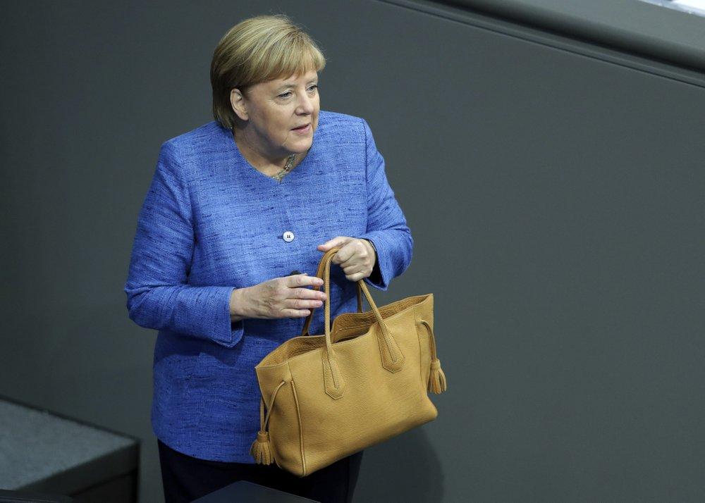 Angela Merkel believes an orderly Brexit is doable.