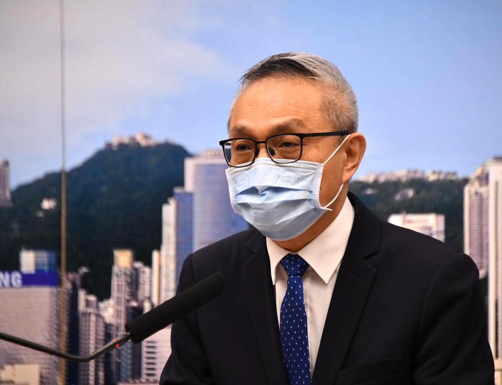 Dr Chui Tak-yi.