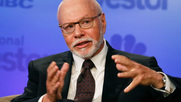 Billionaire investor Paul Singer runs the hedge fund, Elliott Management