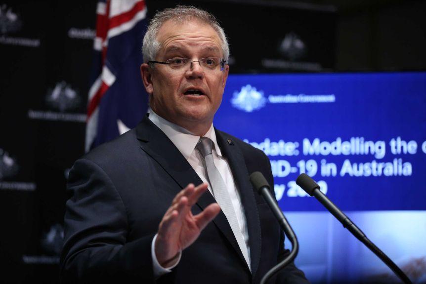 Australian Prime Minister Scott Morrison, says Temporary work visa holders and student visa holders currently in Australia will have their visas extended,