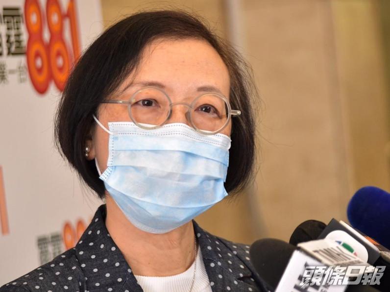 Health chief Sophia Chan Siu-chee said the book fair next week would carry health risks of Covid-19.