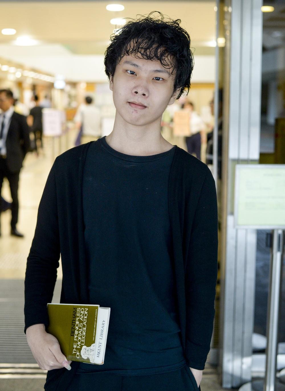 Honcques Lau Hong. File Photo.