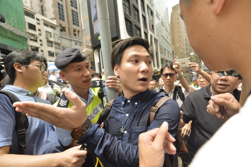 Wayne Chan Ka-kui. File Photo.