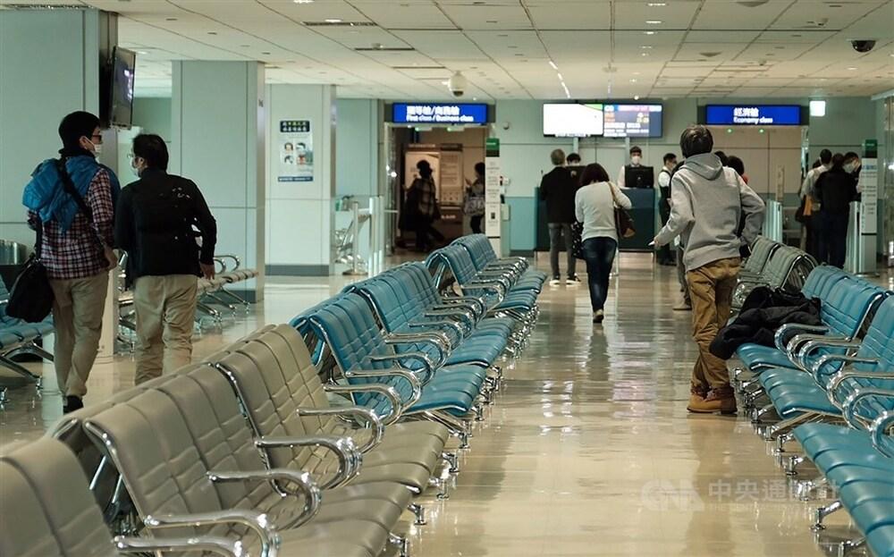 A Malaysian man hasleft Taiwan on August 2, flying to Kuala Lumpur via Hong Kong.