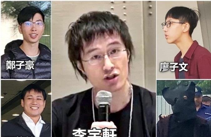 Shenzhen has detained 12 Hong Kong residents.