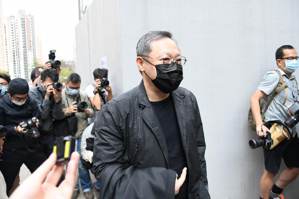 Benny Tai Yiu-ting, one of the nine Occupy defendants. File photo.