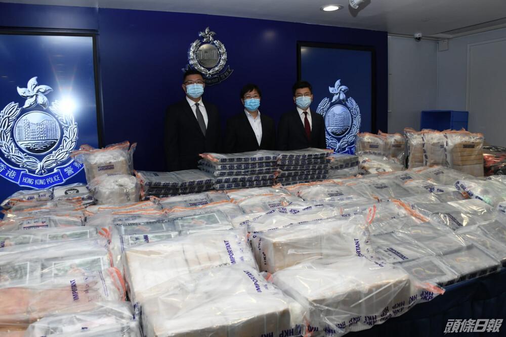 https://www.thestandard.com.hk/breaking-news/section/4/168886/Police-bust-drug-trafficking-worth-HK$950-million