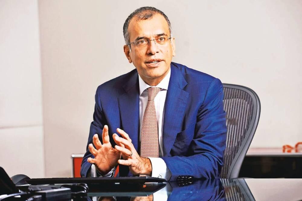 Surendra Rosha, was CEO of HSBC India.