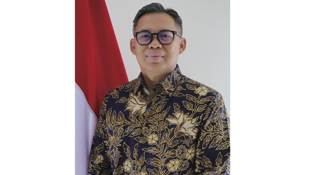 Mr. Ricky Suhendar, Consul General of the Republic of Indonesia