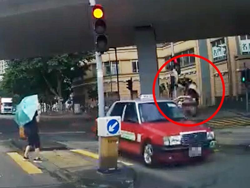 Screencap of the video.