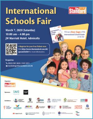International Schools Fair 2020