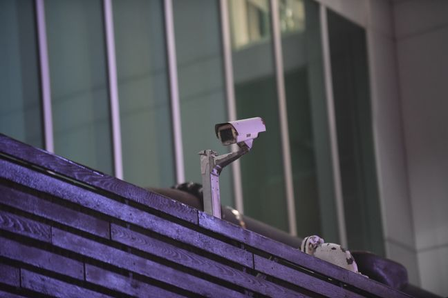 Neighborhood security cameras sacrifice privacy to solve crimes