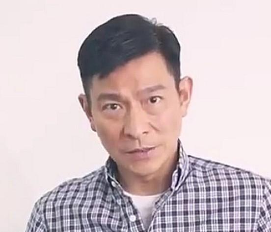 Andy Lau jackie chan