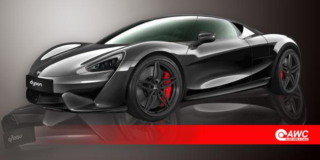 2020 Dyson Sports Car