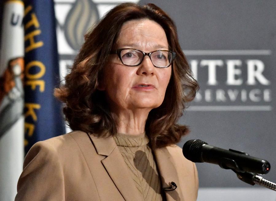 Gina Haspel briefed the US senators about the Jamal Khashoggi slaying. AP