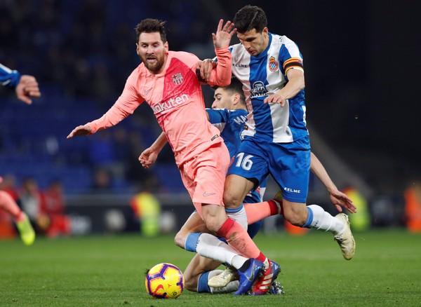 Ballon d'Or snub no extra motivation for brilliant Messi