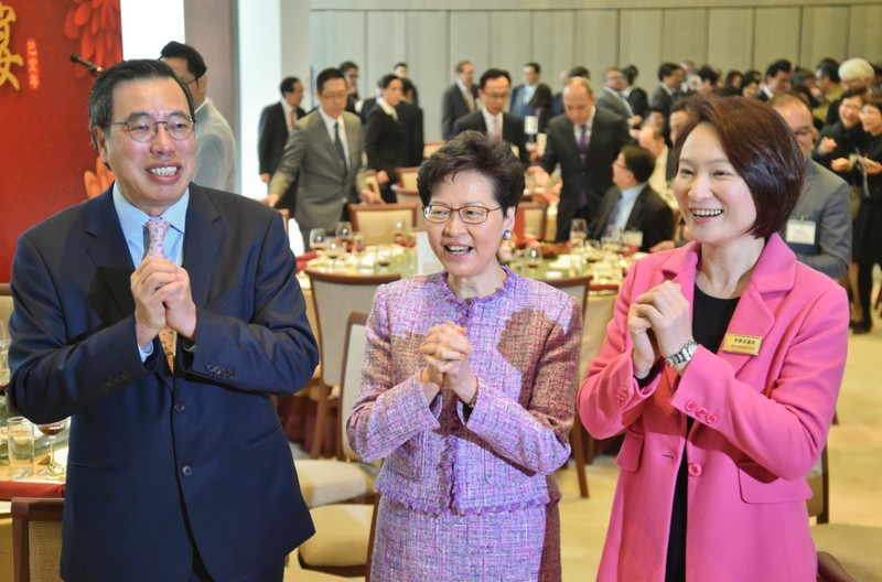 Pan-dems reject Beijing's luncheon invite