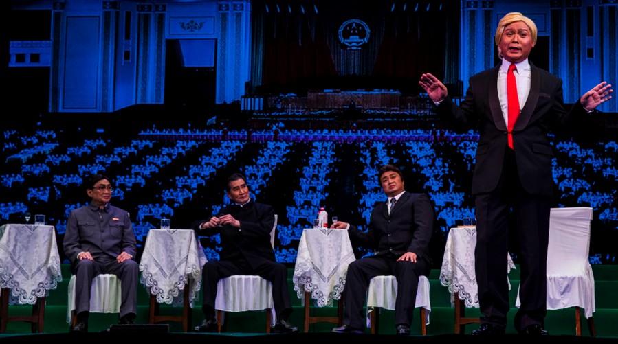'Trumps' make Cantonese opera great again