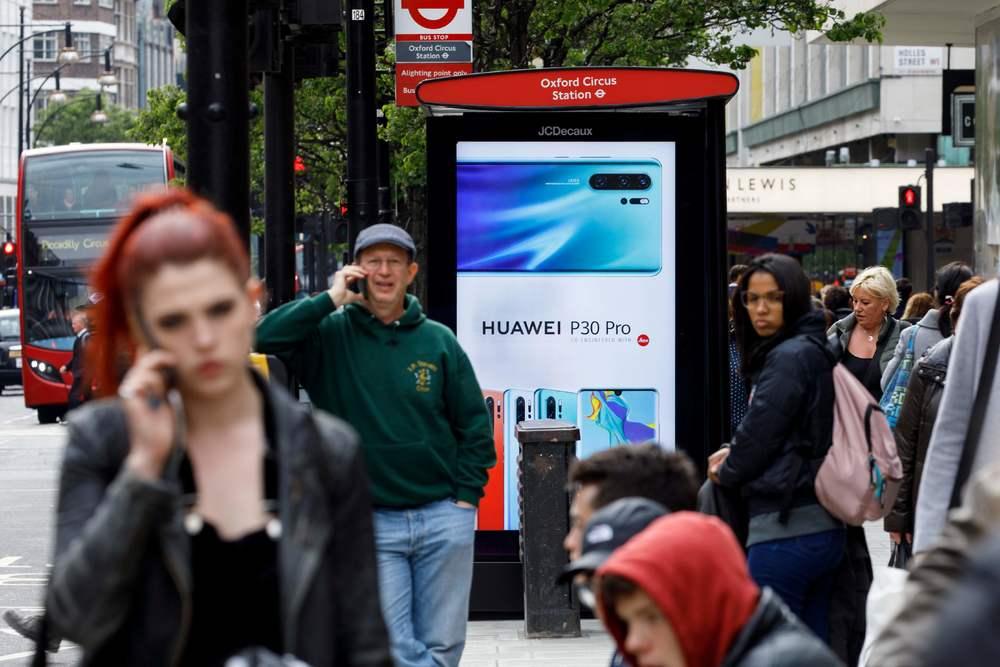 Huawei runs up against globalization strains