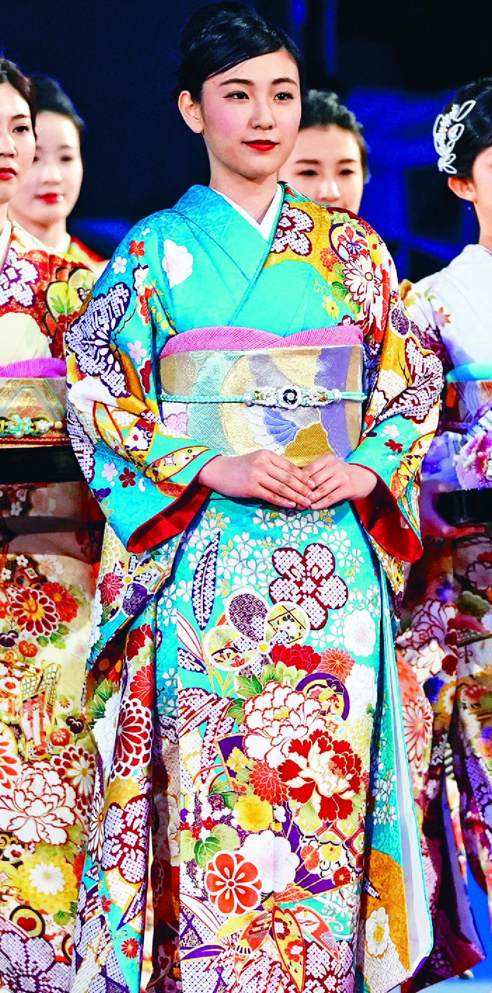 kimono means thing thats worn