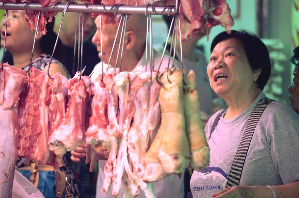 Pork supply line now restored