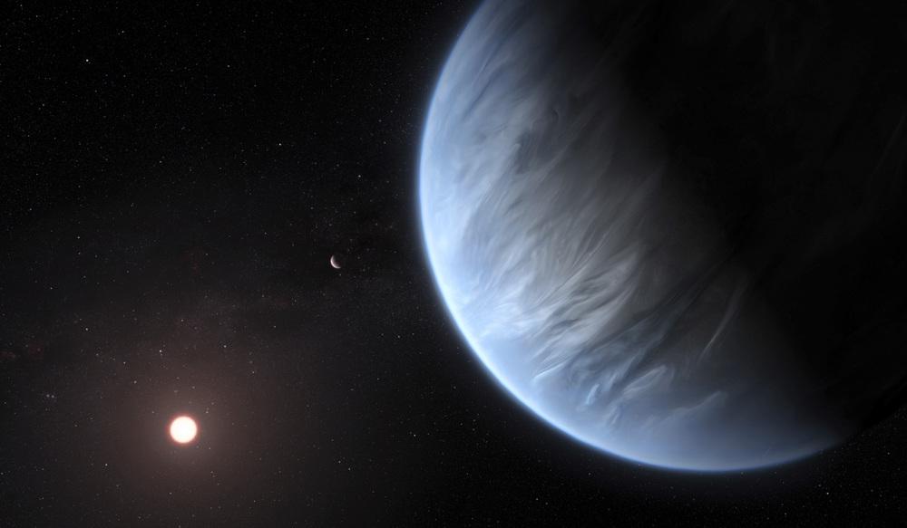 A sort of second Earth found so far, far away