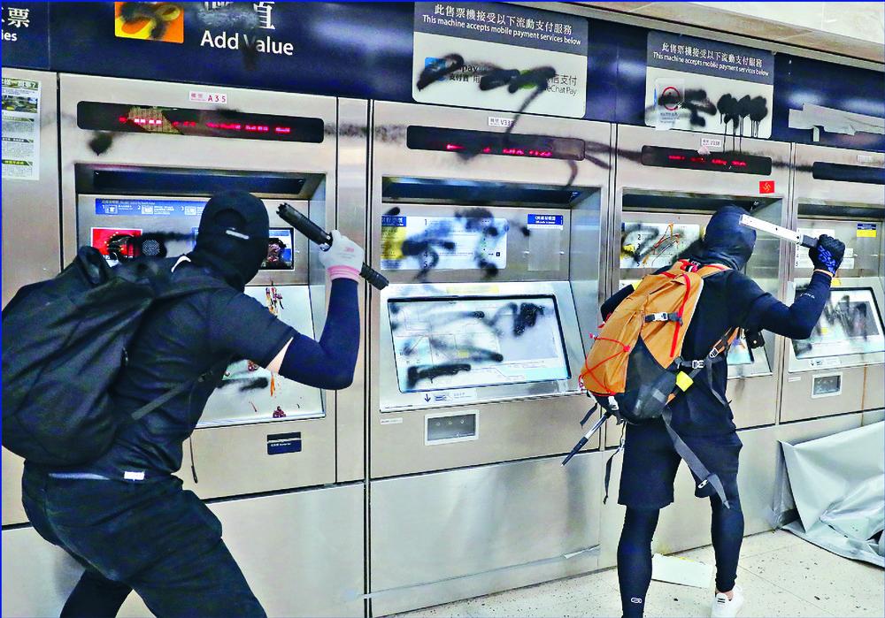 MTR blows keep coming