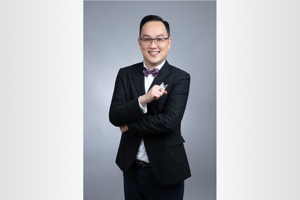 Mr. Amous Lee, CEO & Partner of FMI