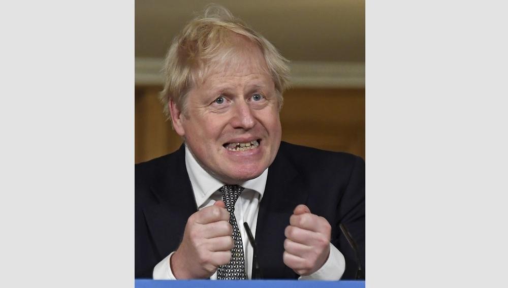 Boris Johnson AP