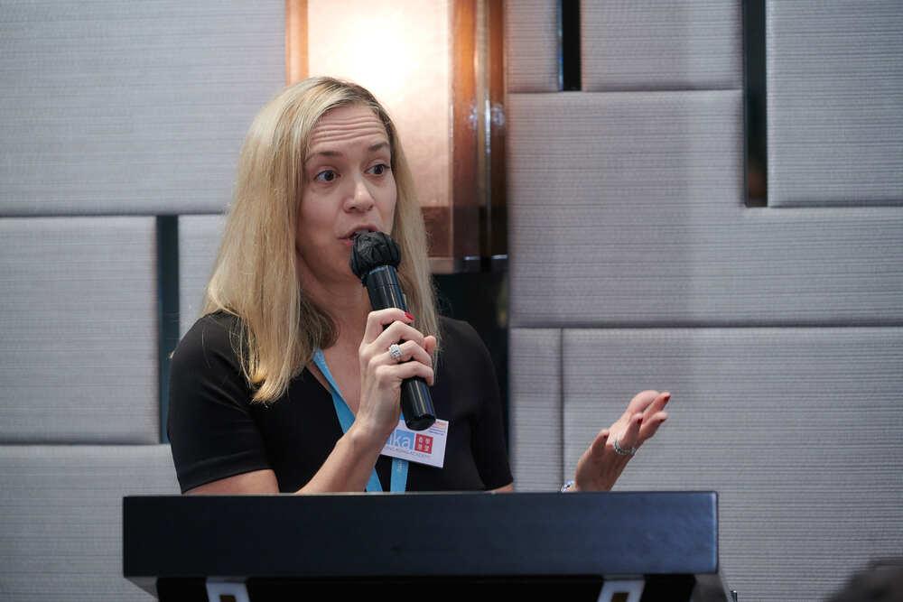 Jennifer Swinehart, Acting IB Diploma Coordinator and Assistant Secondary School Principal at HKA