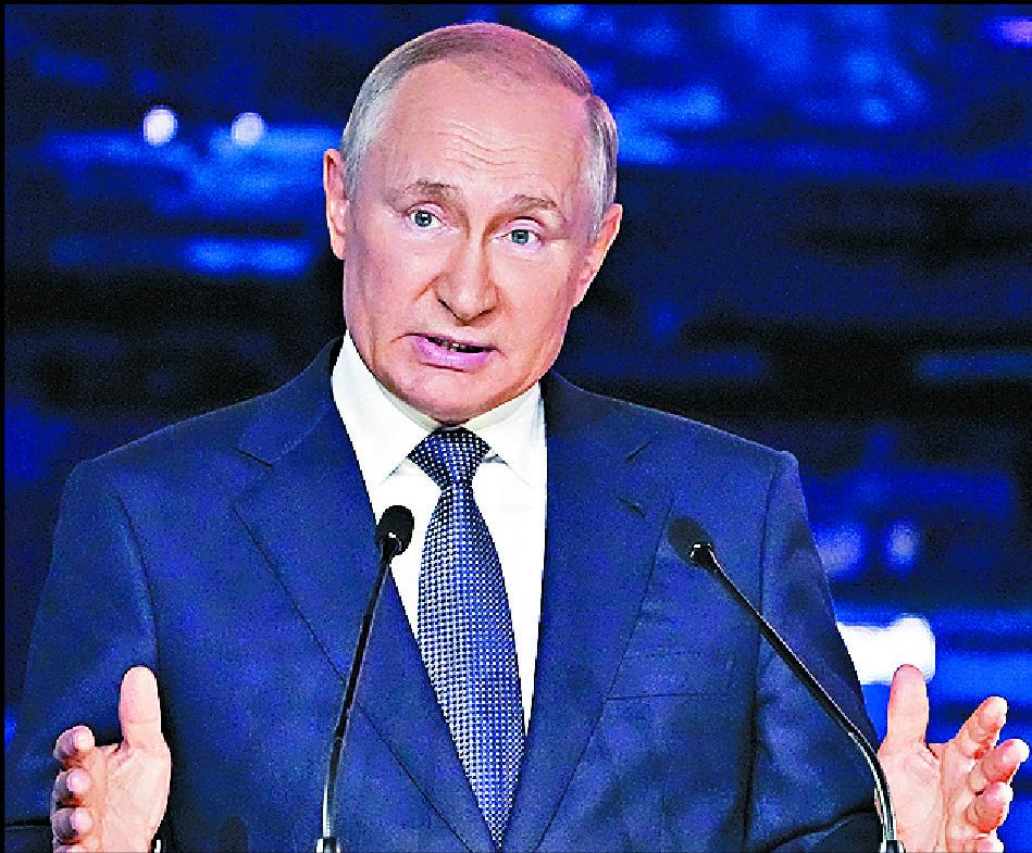 Vladimir Putin  is absolutely healthy, the Kremlin insists. AFP